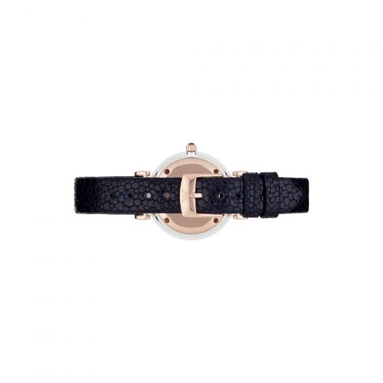 Đồng hồ nữ chính hãng Emporio Armani AR11231 bảo hành toàn cầu - Máy pin dây da tổng hợp