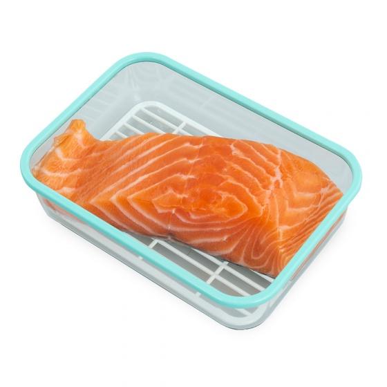 Hộp bảo quản thực phẩm ngăn đông  BioZone KB-FR600S