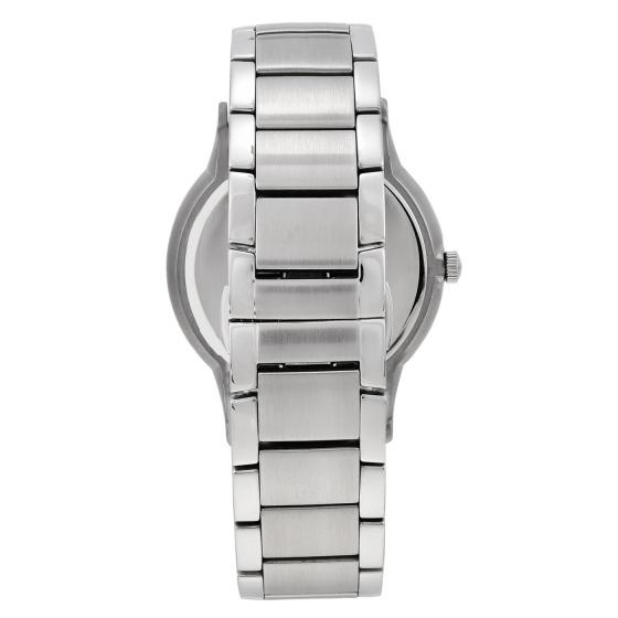 Đồng hồ nam chính hãng Emporio Armani AR11137 bảo hành toàn cầu - Máy pin dây thép không gỉ