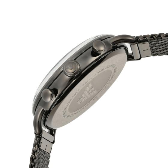 Đồng hồ nam chính hãng Emporio Armani AR11141 bảo hành toàn cầu - Máy pin dây thép không gỉ