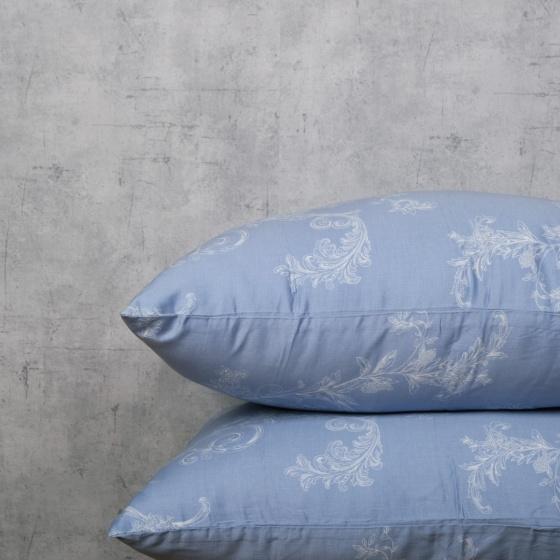 Bộ chăn drap lụa modal Hàn Quốc 5 món Luxurious Floral 02 1m8x2m
