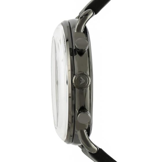 Đồng hồ nam chính hãng Emporio Armani AR11168 bảo hành toàn cầu - Máy pin dây da tổng hợp