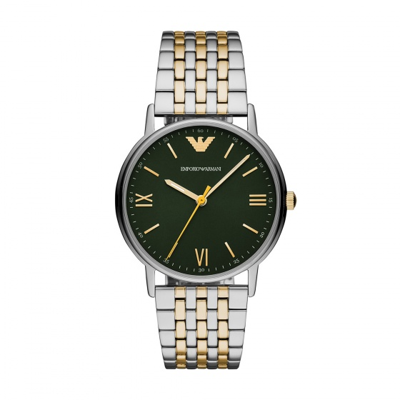 Đồng hồ nam chính hãng Emporio Armani AR11228 bảo hành toàn cầu - Máy pin dây thép không gỉ