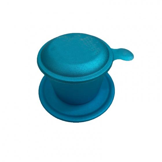 Combo: cà phê hạt rang Arabica (500g) + bột kem pha cà phê 170g + 1 phin cà phê cao cấp