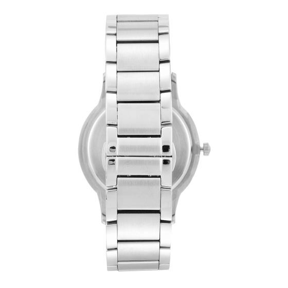 Đồng hồ nam chính hãng Emporio Armani AR2477 bảo hành toàn cầu - Máy pin dây thép không gỉ