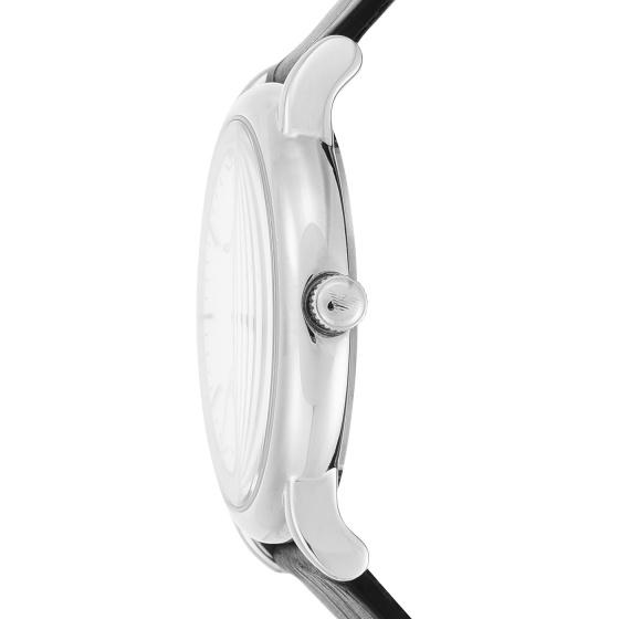 Đồng hồ nam chính hãng Emporio Armani AR2500 bảo hành toàn cầu - Máy pin dây da tổng hợp