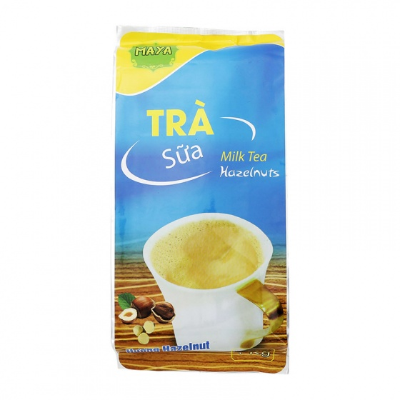 Trà sữa hòa tan Maya Hazelnut (hạt dẻ) túi 1kg + quà tặng