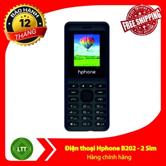 Điện thoại Hphone B202 - Hàng chính hãng - Bảo hành 12 tháng