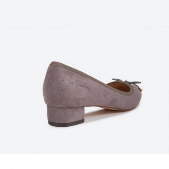Giày búp bê Pierre Cardin PCWFWSC088GRY Màu Xám
