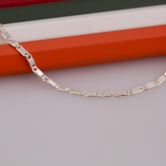 Opal - dây chuyền bạc cho bé tuổi Dần - T8