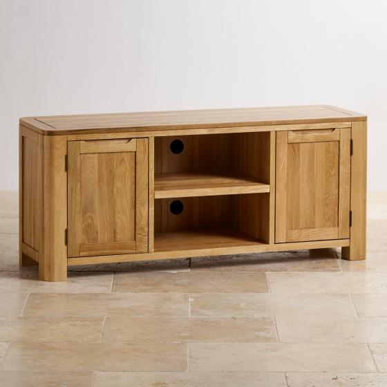 Tủ tivi lớn Emley gỗ sồi  - Cozino