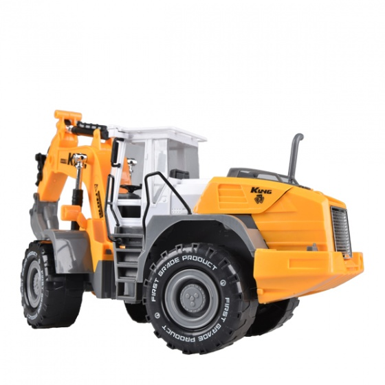 Xe công trình khoan đá Fitfun H998-05