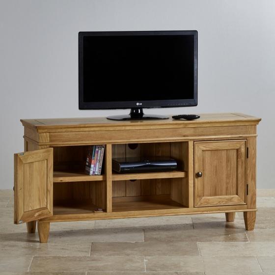 Tủ tivi Holy lớn 1m4 gỗ sồi  - Cozino