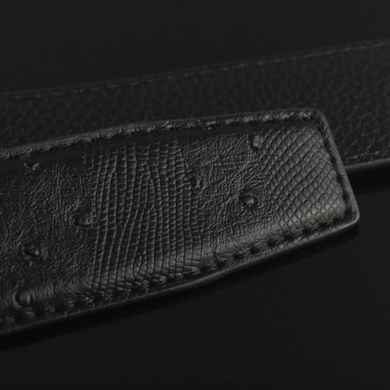 Dây thắt lưng da bò cao cấp - dây nịt da bò không mặt khóa Sam Leather SDNDN001