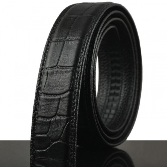 Dây thắt lưng da bò cao cấp Sam Leather SDNDN003 - dây nịt da bò không mặt khóa chính hãng bảo hành 1 năm