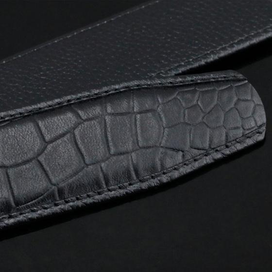 Dây thắt lưng da bò cao cấp Sam Leather SDNDN005 - dây nịt da bò không mặt khóa chính hãng bảo hành 1 năm
