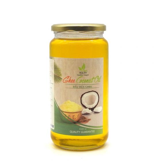 Dầu dừa Ghee 1 lít