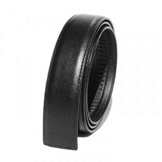 Dây thắt lưng da bò cao cấp - dây nịt da bò không mặt khóa Sam Leather SDNSX001