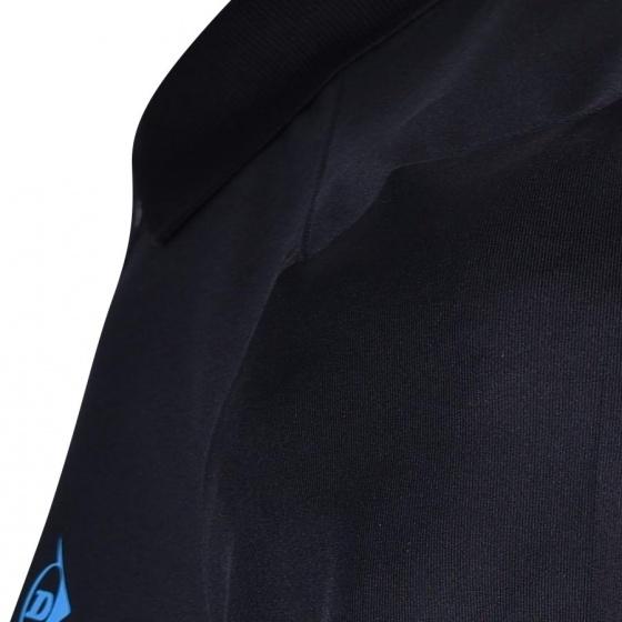 Áo thể thao Tennis nam Dunlop - DATES9070-1C-BK (đen)