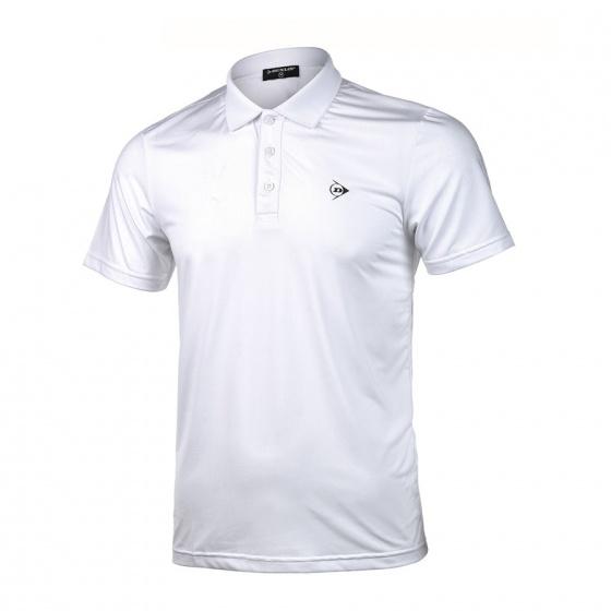 Áo thể thao nam Dunlop - DABAS9059-1C-WT (trắng)