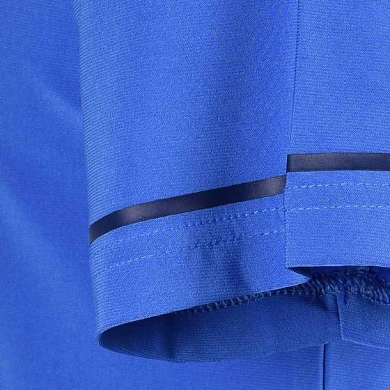 Áo thể thao Tennis nam Dunlop - DATES9099-1C-SBU (xanh da trời)