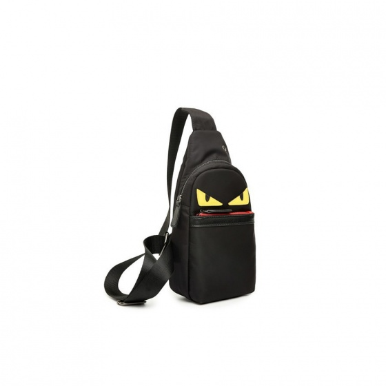 Combo balo hàn quốc và túi đeo chéo angry birds Praza - BL177DC106