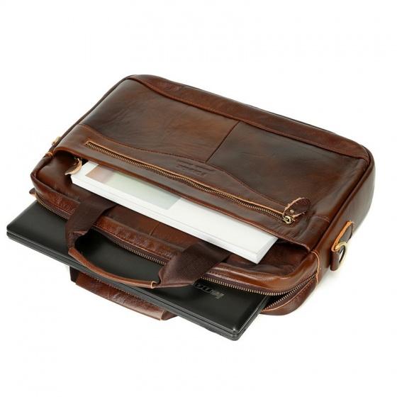 Túi xách công sở da bò - TX080