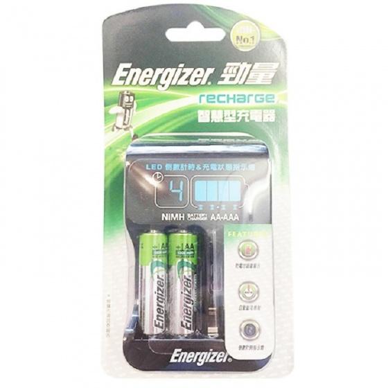 Máy sạc pin Energizer tặng kèm 2 pin AA 1500 mAh CHP42