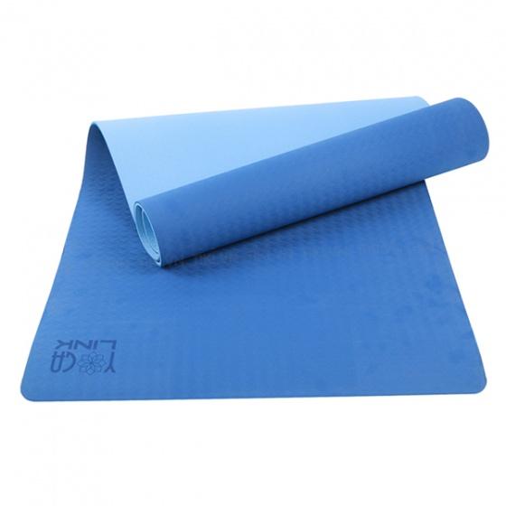 Thảm tập YogaLink siêu bám TPE 2 lớp 6mm