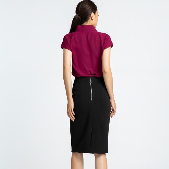 Váy bút chì Hity SKI031 (đen huyền bí)