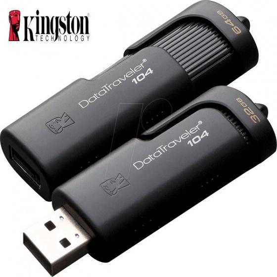 USB Kingston Data Traveler 104 32GB USB 2.0