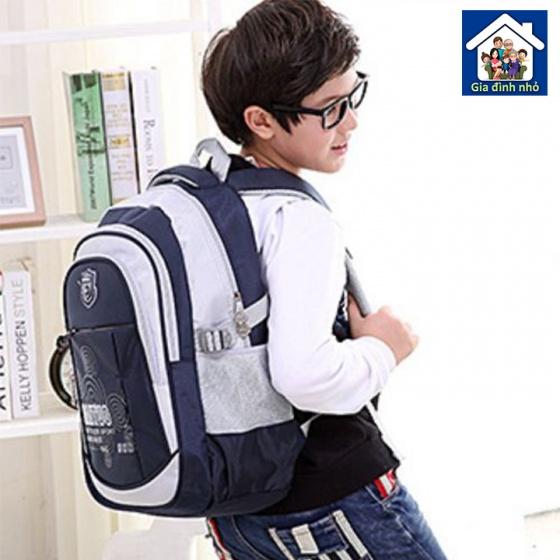 Cặp học sinh siêu nhẹ - balo đi học nhập khẩu HongKong cỡ cấp một