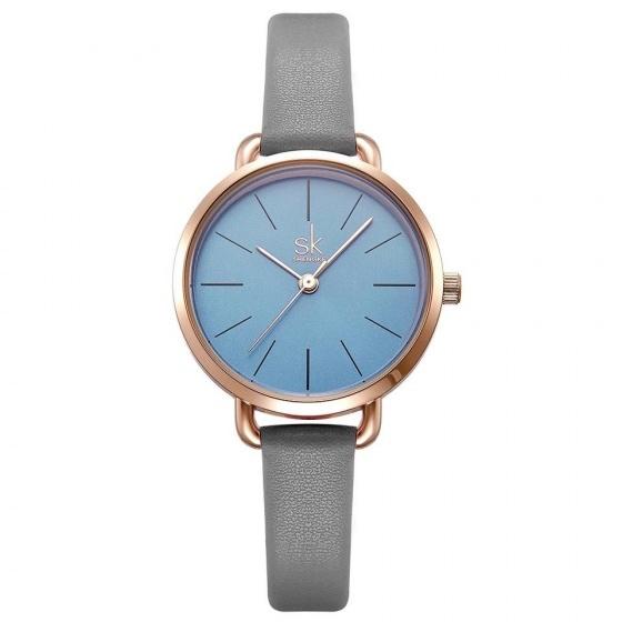 Đồng hồ nữ chính hãng Shengke Korea K8021L-05 xám