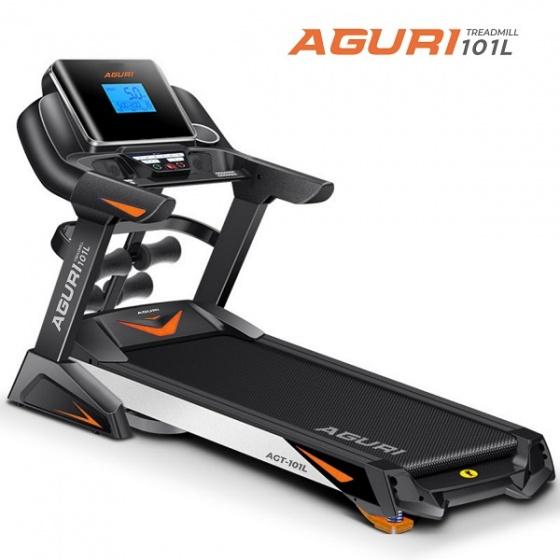 Máy chạy bộ điện Aguri AGT-101L - thiết kế hiện đại trẻ trung