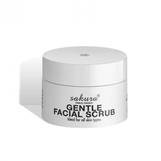Tẩy tế bào chết cho da mặt (Sakura Gentle Facial Scrub)