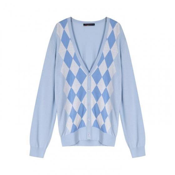Áo khoác len nam thời trang The Shirts Studio Hàn Quốc TK10A1005
