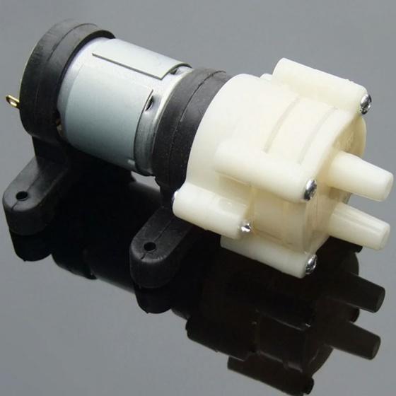Máy bơm mini áp lực 12V 12W 2L
