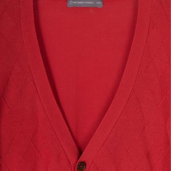 Áo khoác len nam thời trang The Shirts Studio Hàn Quốc TK11A1006