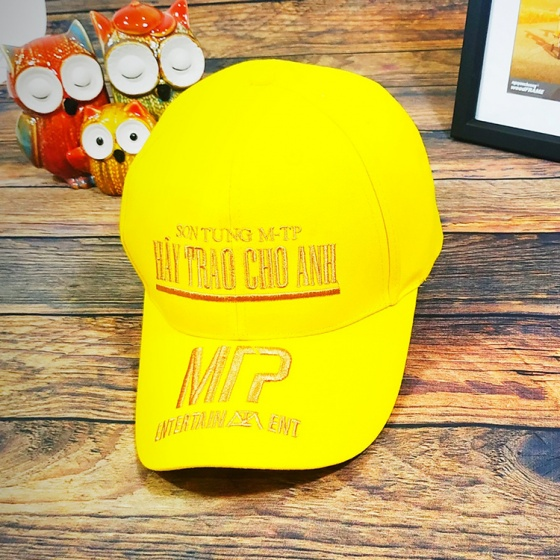 Nón kết, mũ lưỡi trai kaki thời trang nam nữ MTP NON0221V