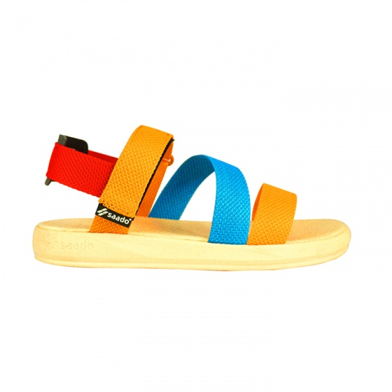 Giày Sandal nam nữ Saddo - sắc màu cảm xúc SE01