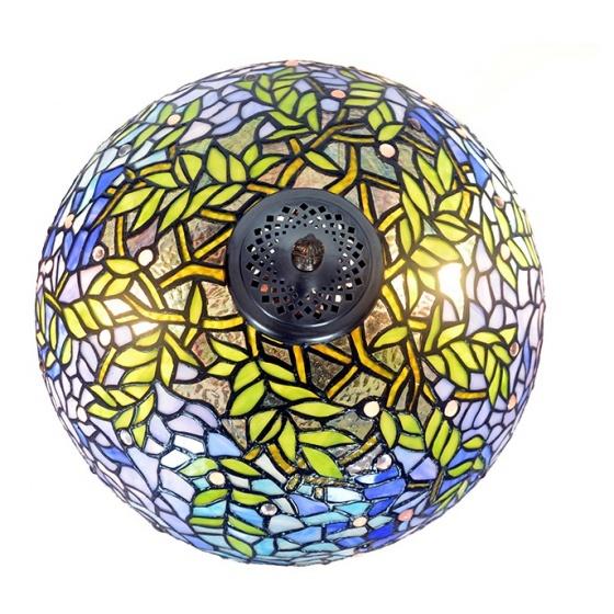 Đèn bàn trang trí Tiffany chao 40 chân 1