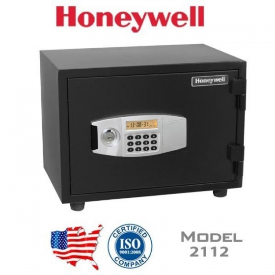 Két sắt chống cháy, chống nước Honeywell 2112