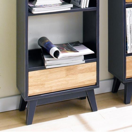 Tủ sách nhỏ Lantana gỗ cao su - Cozino