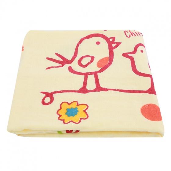 Khăn tắm 2 mặt cho bé Mintuu