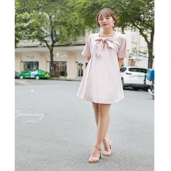 Đầm xòe baby girl AD190106