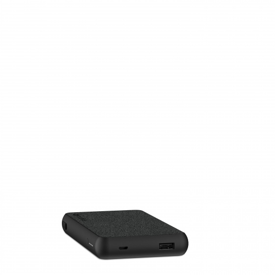 Sạc dự phòng mophie Powerstation Plus Wireless 10000mAh Black - 401101678