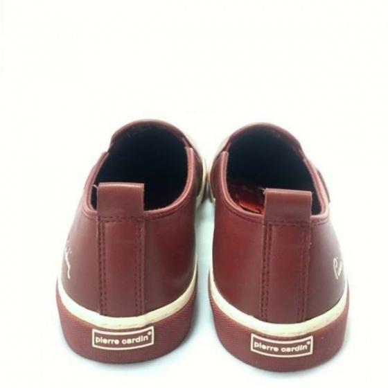 Giày lười nam Pierre Cardin - PCMFWSD100RED màu đỏ đô