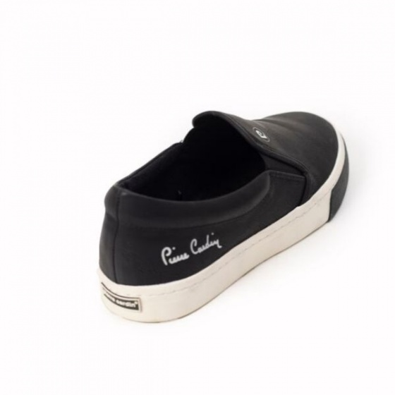 Giày lười nữ Pierre Cardin PCWFWSD099BLK màu đen