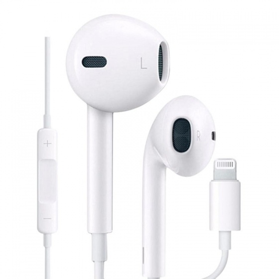Tai nghe Apple Earpods with Remote and Mic Promax EarX kết nối Bluetooth, cổng lightning