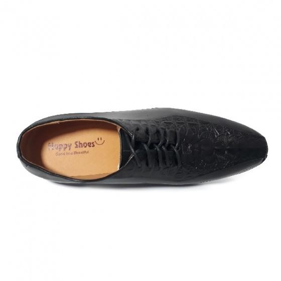 Giày tây nam da bò thật HS49